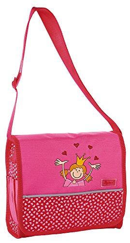 Sigikid 23061 - Bolso Bandolera para Preescolar con diseño de Princesa, Color Rosa