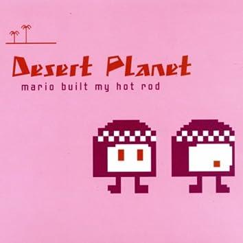 Mario Build My Hot Rod