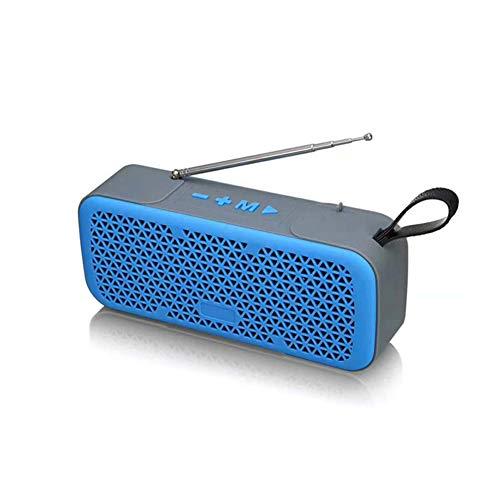 INEP Radio, draadloze Bluetooth-luidspreker beweegbare buitenshuis subwoofer-luidspreker ondersteuning FM-radio TF-kaart voor Huawei Oppo telefoon