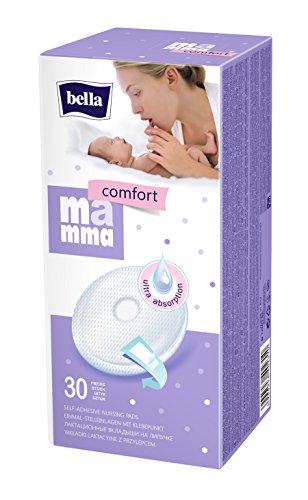 Bella Mamma Stilleinlagen Comfort, 4er Pack (4 x 30 Stück)