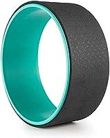 Yoga Circles Pilates Professional Waist Shape Bodybuilding Gym Workout Yoga Wheel Back Training Tool For Fitness