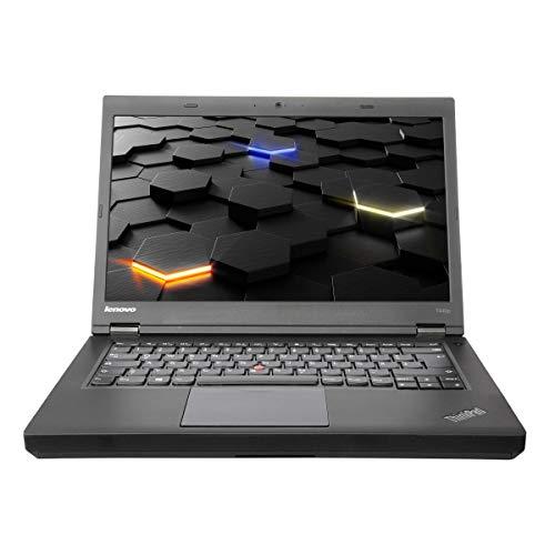 Lenovo ThinkPad T440p i5-4300M 2,6 16 500HDD DEb 14 Zoll 1600 x 900 HD+ BL WLAN hintergundbeleuchteter Tastatur ( Backlight) Win10Pro (Zertifiziert und Generalüberholt)