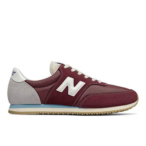 New Balance MLC100BP, Running Shoe Mens, Energy Red Crystallized Gradie, 42.5 EU