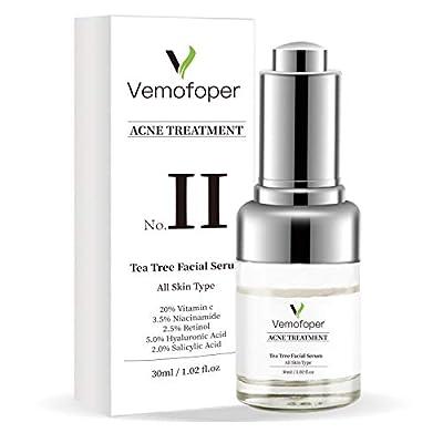 Vitamin C Hyaluronic Acid Skin Care Facial Serum