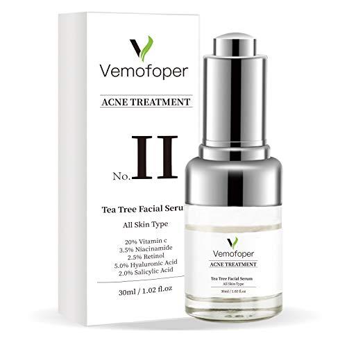 Tea Tree Acne Treatment Serum