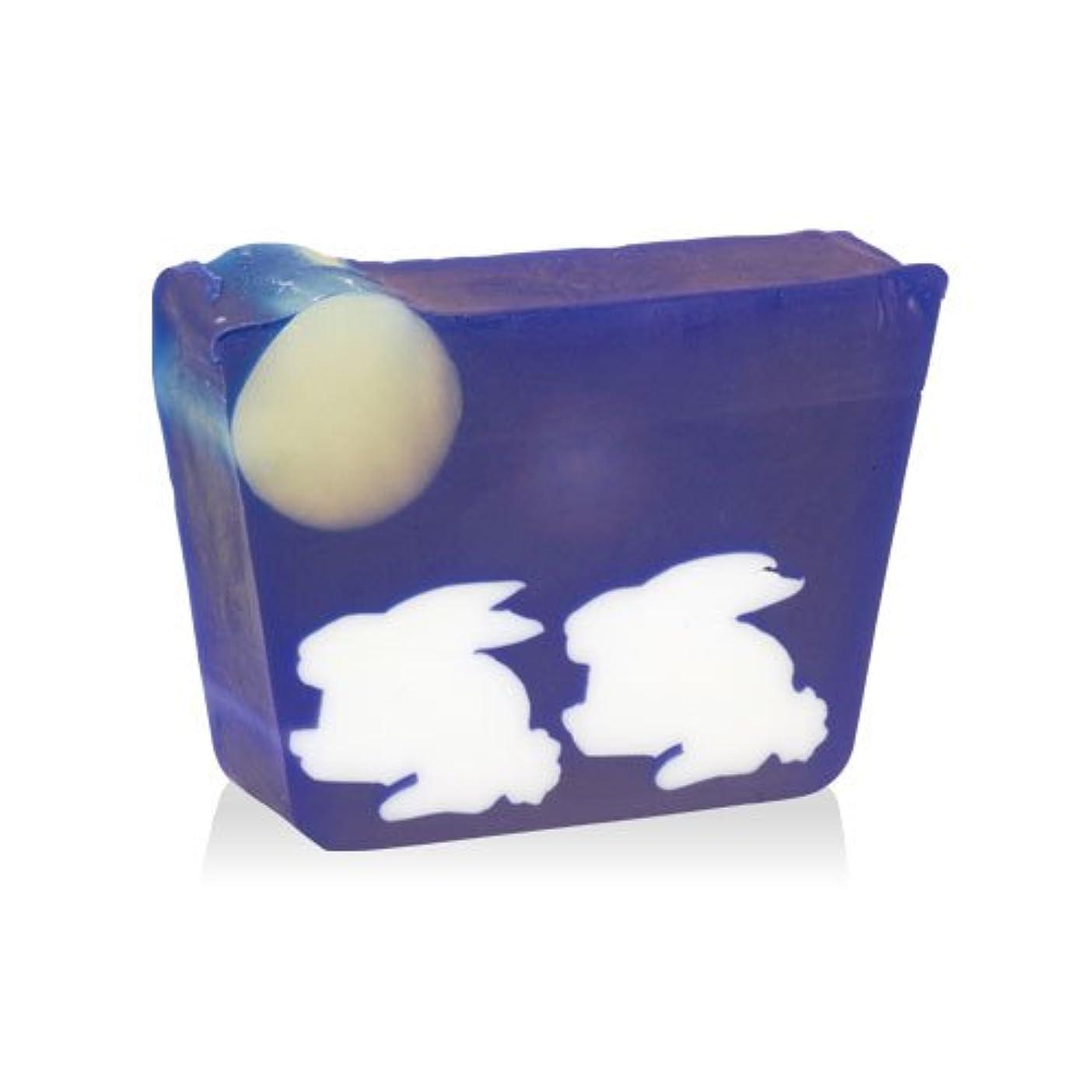 嫌がらせシリーズメッセンジャープライモールエレメンツ アロマティック ミニソープ 月とうさぎ 80g 植物性 ナチュラル 石鹸 無添加