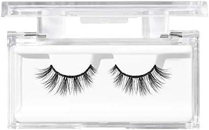Velour Mink False Lashes False Eyelashes Glitter Band Fake Lashes 6 styles 7 Colors Wear up product image
