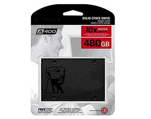 SSO ) Disco rigido 2.5 SSD Kingston 240GB SSDNOW SATA3 SA400