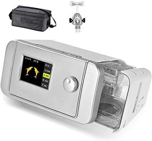 POEO Anti-Schnarch-Geräte, tragbare Automatik mit Maske Schlauch, Luftfilter-Luftbefeuchter für Schlafapnoe, Atemhilfen, Luftreiniger-Schlafhilfe
