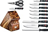 Wusthof Gourmet 12 Piece Acacia Knife Block Set
