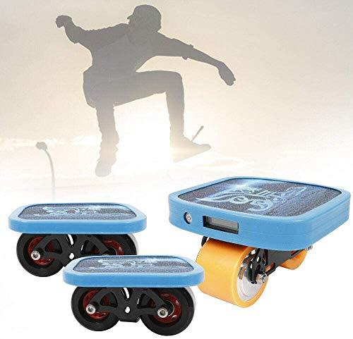 ZXL Elektrisches Driftboard, Cooles 2-Rad-Skateboard, Scooter-Hoverboard mit Fernbedienung für Erwachsene/Jugendliche