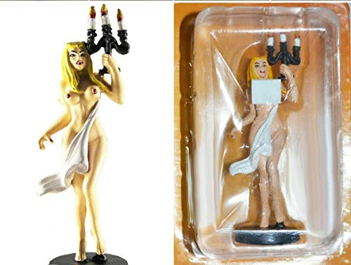Hobby Work Fumetti 3D Collection JACULA - Metal Figure Statua