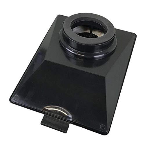 Baoblaze Filtro de Aire Kit de Repuesto para Purificador Filtro, Negro