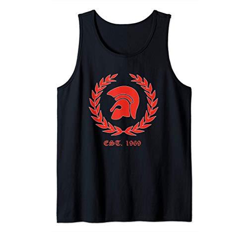 Trojan Skinhead SKA Punks Oi Reggea 1969 Tank Top