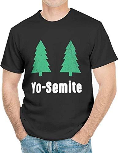 Funny Tree Yo-Smite Trump T-Shirt, Fashion Yosemites Trump 2020 Saying Tee for Men Women