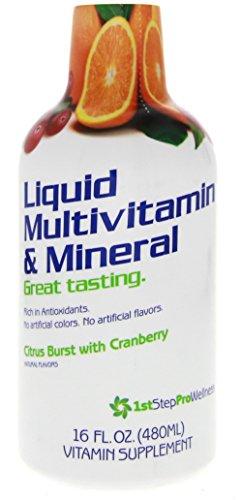 1st Step Pro-Wellness Liquid Multi-…