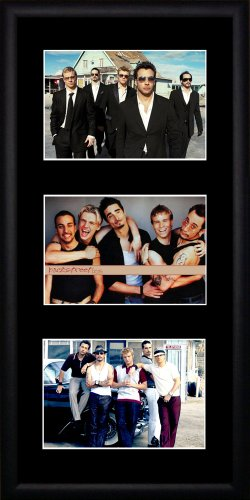 Backstreet Boys gerahmtes Foto