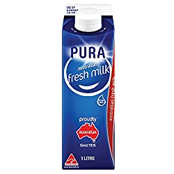 Pura Fresh Milk, 1L - Chilled
