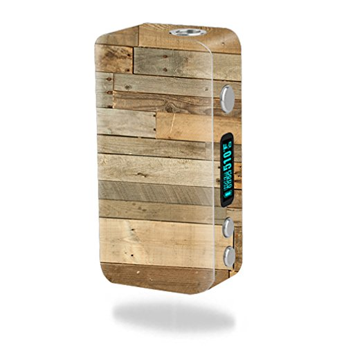 MightySkins Skin Compatible with Smok Koopor Plus 200W – Reclaimed Wood | Protective, Durable, and Unique Vinyl Decal wrap Cover | Easy to Apply, Remove, and Change Styles | Made in The USA
