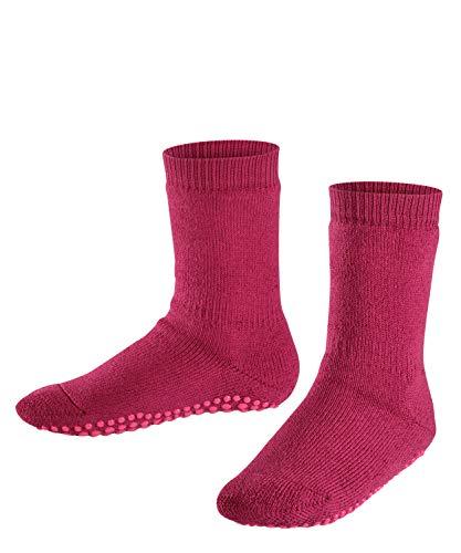 FALKE unisex-Kinder Socken, Catspads K CP-10500, red plum, 27-30