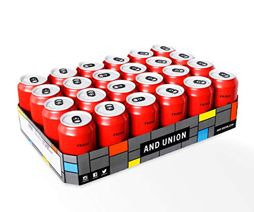 AND UNION Craft Beer - Friday IPA - 24 x 330ml Dosen - inkl. 6,00€ Pfand