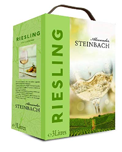 Alexander Steinbach Vin Blanc Riesling Bib 3 L