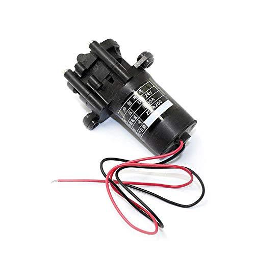 QPX Mini Selbstansaugend Wasserpumpe  Korrosionsbeständig Zahnradpumpe 24V