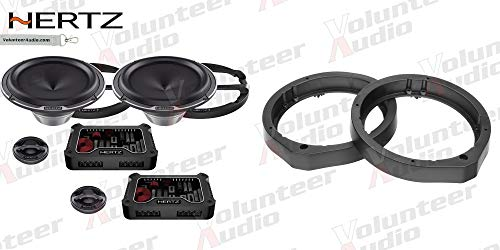 Buy Bargain Hertz MLK1650.3 6.5 Speaker Package with 1 Pair of Speakers and Adapters