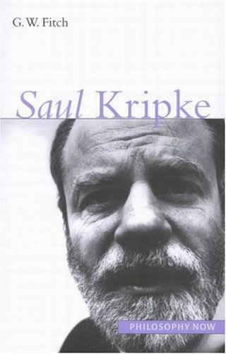 Saul Kripke (Volume 3) (Philosophy Now)