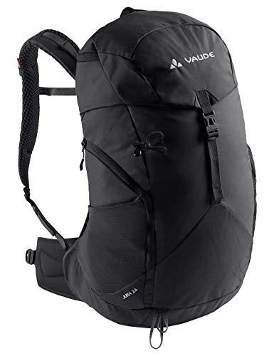VAUDE Jura 24 Sac à dos 20-29L Black FR: Taille Unique (Taille Fabricant: One Size)