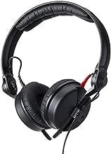 Sennheiser Pro Audio Sennheiser HD 25 Professional DJ Headphone, Black, 1 (HD25)