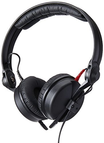 Best Deals! Sennheiser Pro Audio Sennheiser HD 25 Professional DJ Headphone, Black, 1 (HD25)
