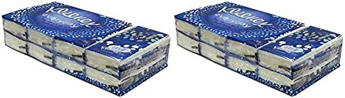 Kleenex Everyday 9 x Pocket Tissues Packs  8 Packs Included Pack of 2