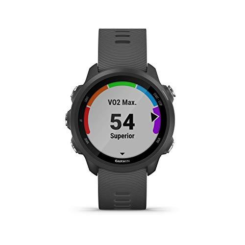 Garmin Forerunner 245 Running Watch - Slate