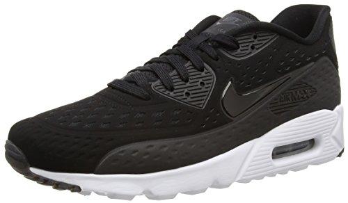 Nike Air Max 90 Ultra Br, Scarpe Sportive, Uomo, Nero (Black/Black-Dark Grey-Black), 48.5