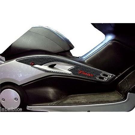 Kit de Pegatinas Boomerang Resina 3D Tmax Carbono para Yamaha T MAX 500 2001-2007 - Carbono