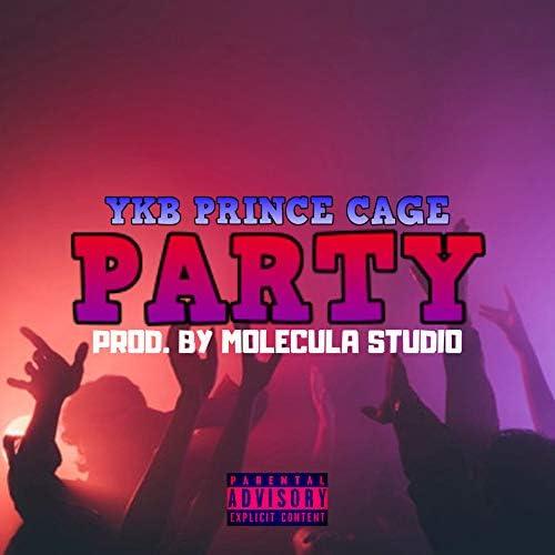 YKB Prince Cage