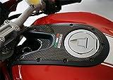 Vulturbike Protezione Zona Serbatoio e Chiave accensione per Ducati Monster 696 2008-2014
