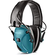 awesafe Electronic Shooting Earmuffs Hearing Protection with Noise Reduction Sound Amplification