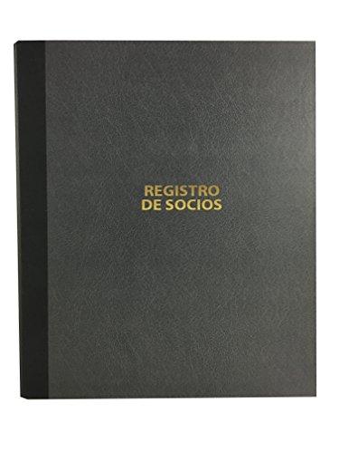 Libro de Socios de Hojas Móviles