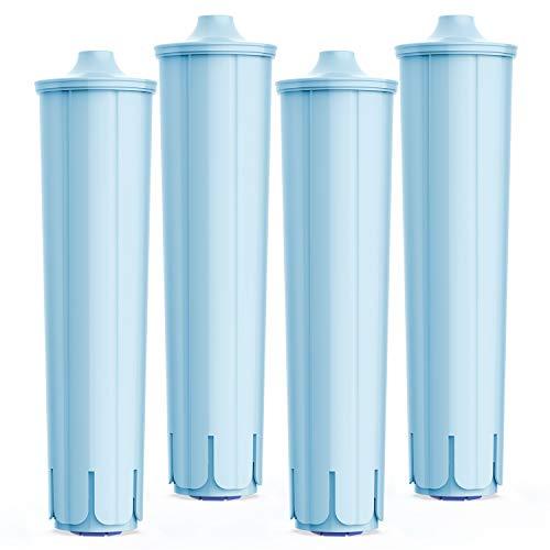 Wasserfilter für Jura Kaffeemaschine Wasserfilterpatrone Jura Claris Blue (4er Pack)