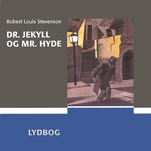 Dr. Jekyll og Mr. Hyde cover art