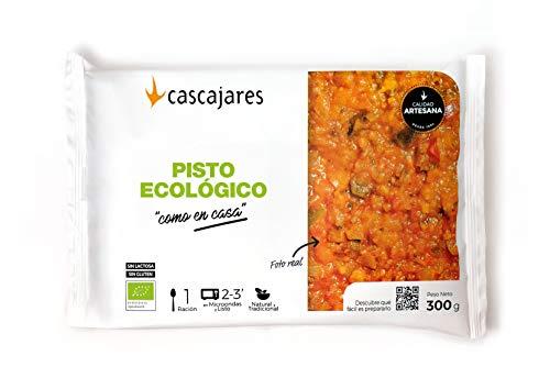 CASCAJARES - Pisto Ecológico