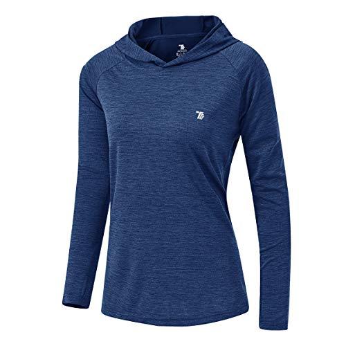donhobo Damen Langarmshirt UPF 50+ UV...