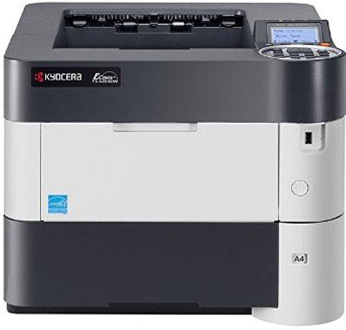 Kyocera FS-4200DN Monolaserdrucker (1200x1200dpi, 2x USB 2.0) grau/anthrazit