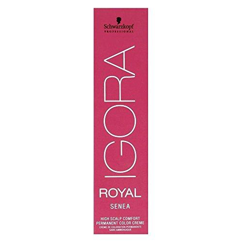 Schwarzkopf Professional Haarfarbe Coloration Igora Senea 3-0 Dunkelbraun, 60 ml