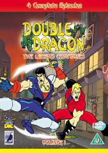 Double Dragon - The Legend Continues [UK Import]
