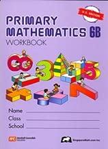 Primary Mathematics 6B Workbook U.S. Edition