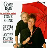 album cover: Sylvia McNair and Andre Previn The Harold Arlen Songbook