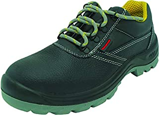 Honeywell 9541IN-46/12 Heavy Duty Low Ankle Safety Shoe S1, Size 12
